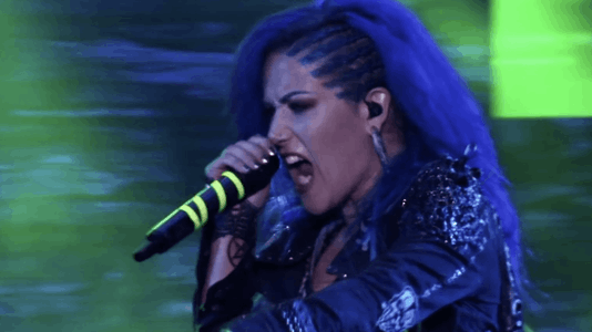 Arch Enemy's Alissa White-Gluz: I've Been a Vegan Longer Than I've Been a Singer
