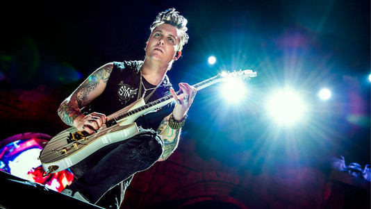 A7X's Gates: I Believe Synthetic Effects Will Very Soon Be as Good as Analog. And I'm a Purist