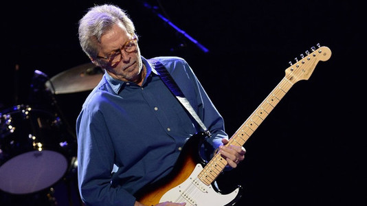 Eric Clapton: Maybe the Guitar Is Over