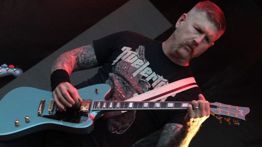 Mastodon's Kelliher: I Left Gibson Because They Treat Artists Like Shit. That Company Is Falling Apart