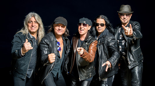 Scorpions Cancel US Tour, Singer Diagnosed With Severe Laryngitis