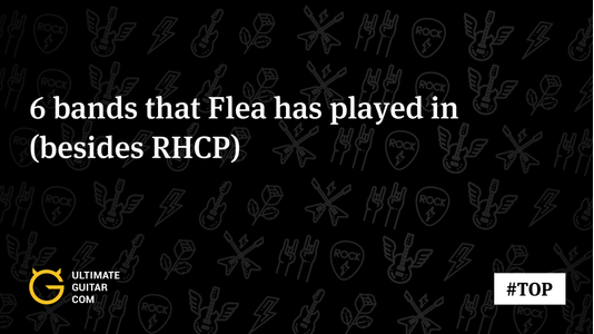 6 Bands That Flea Has Played In (Besides RHCP)