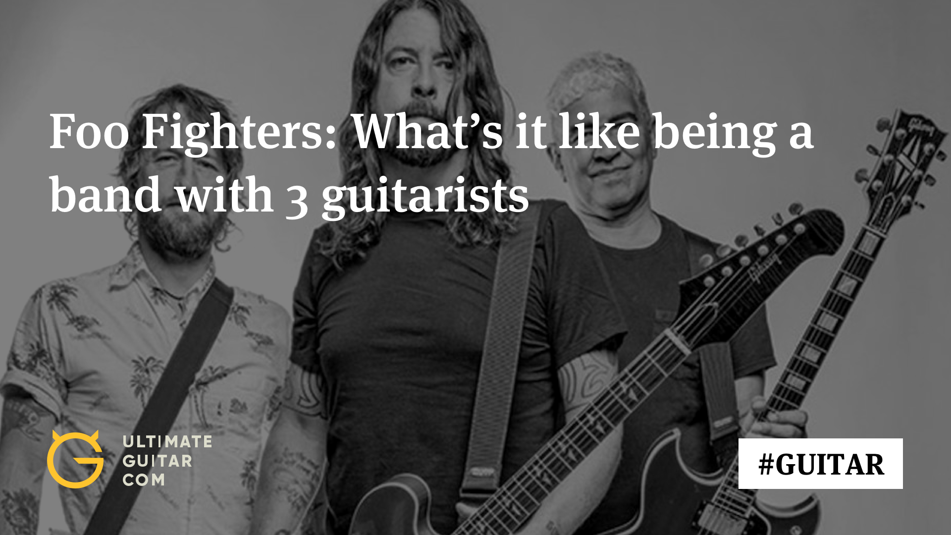 New Way Home Foo Fighters Tab