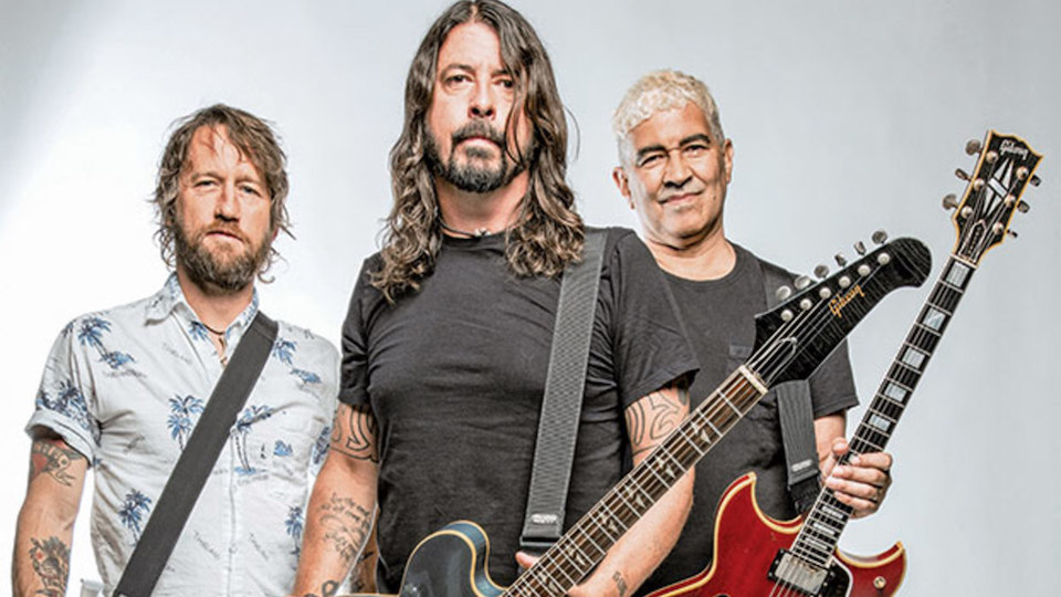 Foo Fighters Whats The Best Way To Approach Guitar As Band With 3
