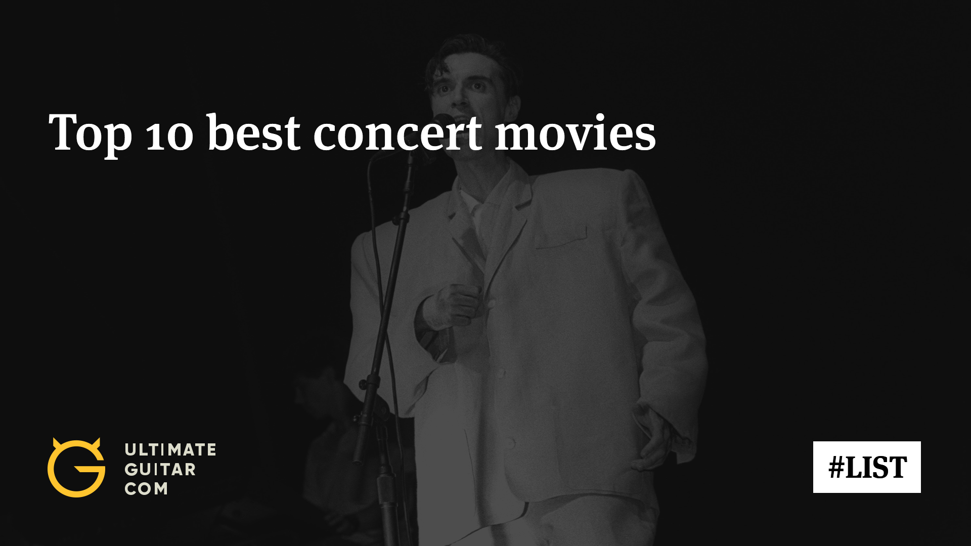 Top 10 Best Concert Movies Articles Ultimate Guitar Com
