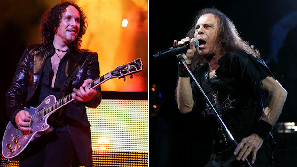 Vivian Campbell Being In Band With Dio Was Like Being In Band With