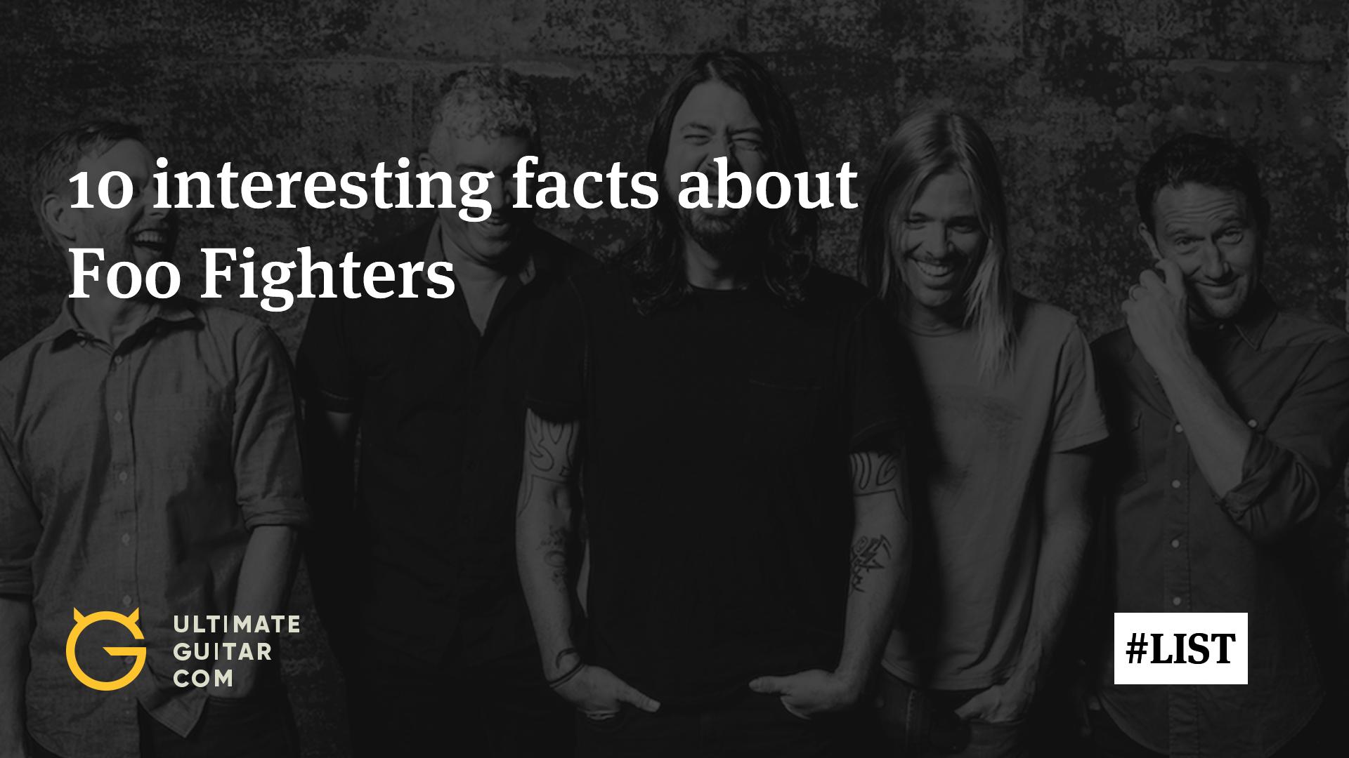 FOO FIGHTERS chords | E-Chords.com