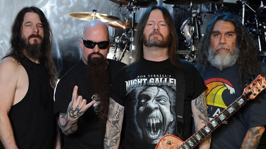 Slayer Reveal Plans for Farewell Tour