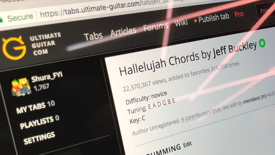 Ultimate Guitar Website And Apps As You Know Them Will No Longer