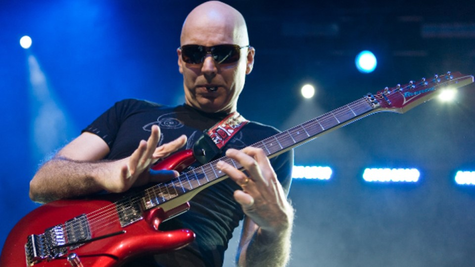 Joe Satriani What I Had To Add To My Practice Routine To Become A