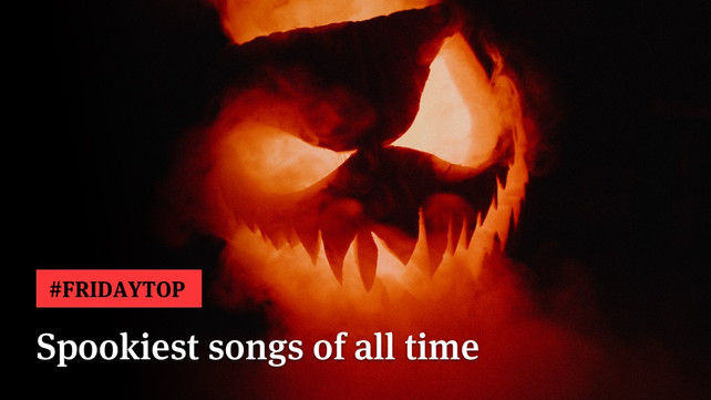 Friday Top: 25 Spookiest Songs of All Time | Articles