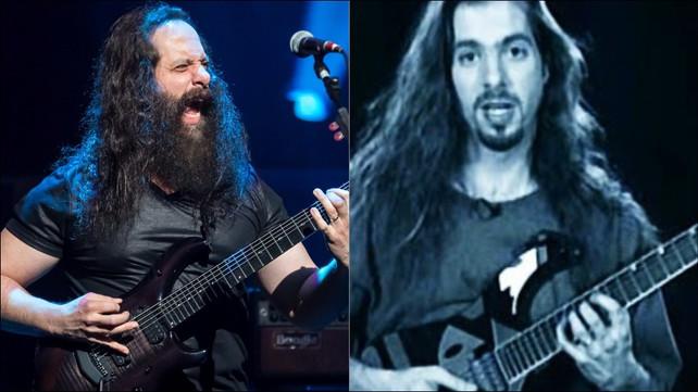 John Petrucci Looks Back On His Instructional Video Rock Discipline