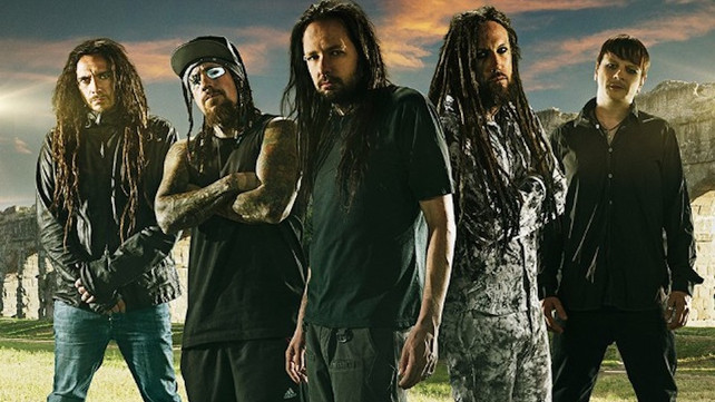 New Korn Album Is 'Really Next-Level Stuff,' Drummer Ray Luzier Says