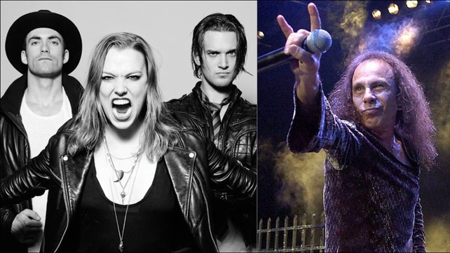 Halestorm's Lzzy Hale Remembers How Dio Treated Her & the