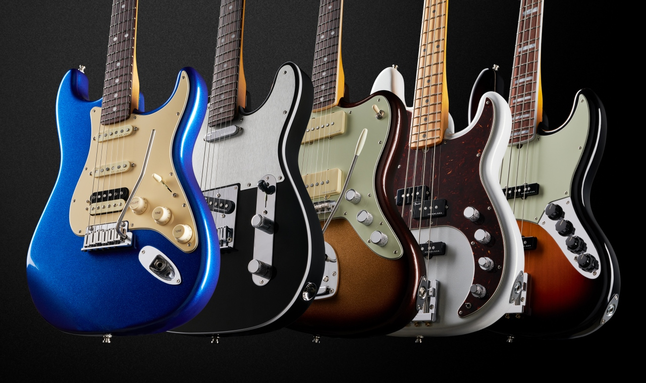 New Guitars: Fender Unveils New American Ultra Series | Music News @  Ultimate-Guitar.ComUltimate Guitar