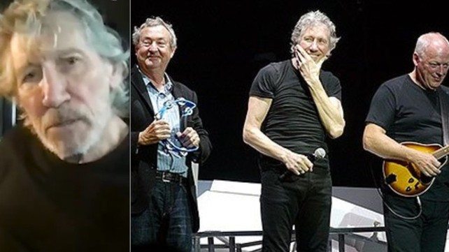 Roger Waters Addresses Pink Floyd After Recent Rant, Says He Can't Throw Gilmour & Mason In Same Bag Because 'Nick Is My Friend' [News]