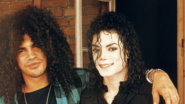 La slash di GN'R parla di come ci si sente a lavorare con Michael Jackson, spiega cosa gli ha fatto sentire dispiaciuto per lui
