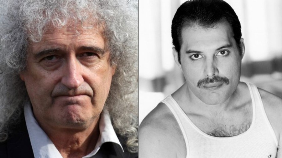 Photo of Brian May Speaks On How Freddie Mercury Acted During 'Bohemian Rhapsody' Recording, Says Singer Was 'Pretty Out Of Control' [News]