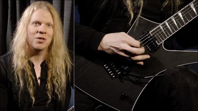 Jeff Loomis Has a New Signature Jackson Guitar  This Is What