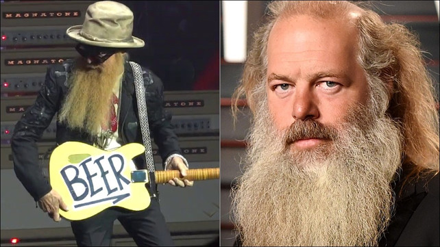 ZZ Top Entering Studio With Rick Rubin to Work on 1st New Album in ...