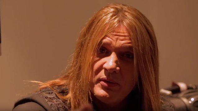 Sebastian Bach The Thing That S Wrong With Modern Rock Albums And Musicians Music News Ultimate Guitar Com