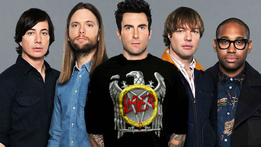Listen: What Would Maroon 5 Sound Like If They Were Metal