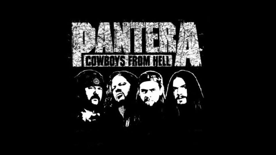 complete guide to pantera cowboys from hell articles