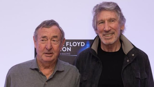 Pink Floyd to Reunite for Glastonbury? Waters & Mason Say They're Up for It