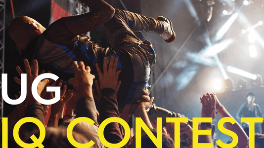 UG IQ Contest: Submit Tabs and Win a Custom Guitar