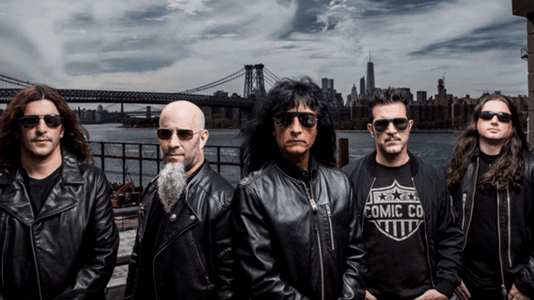 Anthrax's Cover of Kansas Classic 'Carry on Wayward Son' Streaming