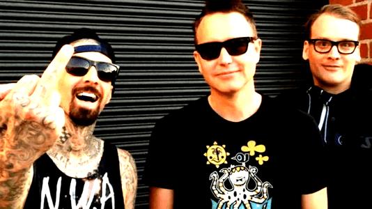 Matt Skiba: What Was It Like to Replace Tom DeLonge in Blink-182