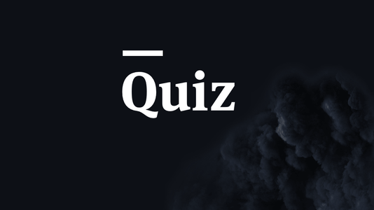 UG Quiz: Can You Tell Truth from Fiction?