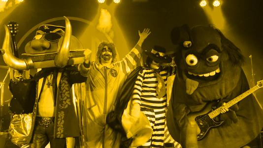 10 Weirdest Cover Bands