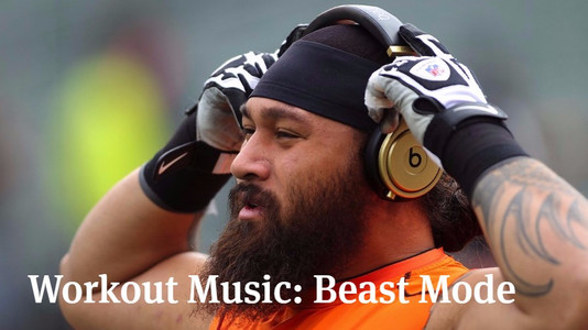 Workout Music: Beast Mode