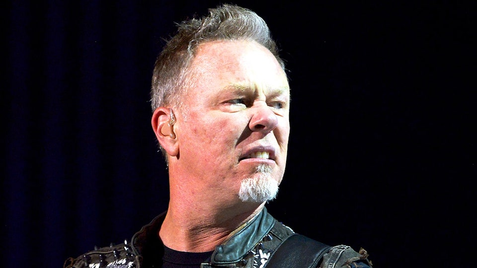 james hetfield why metallica 39 sold out 39 music news ultimate guitar com. Black Bedroom Furniture Sets. Home Design Ideas