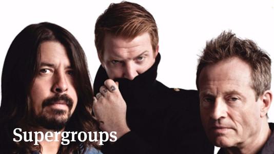 Supergroups. The Raging Genius of Josh Homme