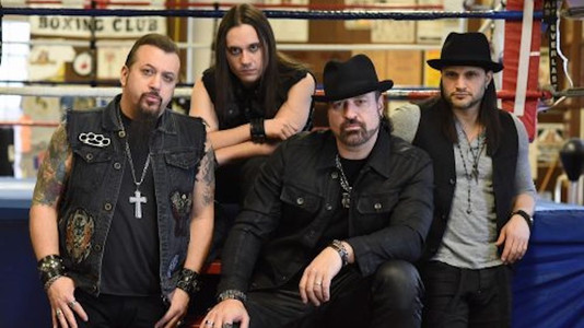 Police Report: Each Surviving Member of Adrenaline Mob 'Seriously Injured' in Bus Crash