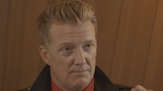 Josh Homme: I'm Singing in QOTSA Because I Couldn't Find Anyone Else to Do It