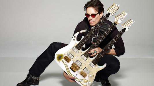 Steve Vai: 10 Guitarists That Blew My Mind