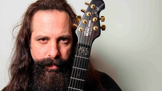 John Petrucci: These Are the Guitar Pedals I'm Using in 2017