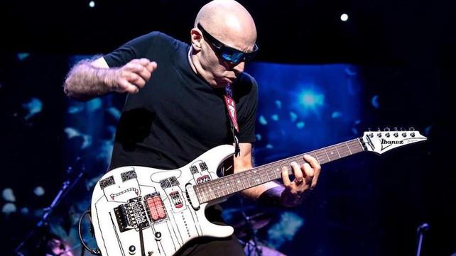 Joe Satriani's G3 brings extraordinary guitarists to Ohio - AXS