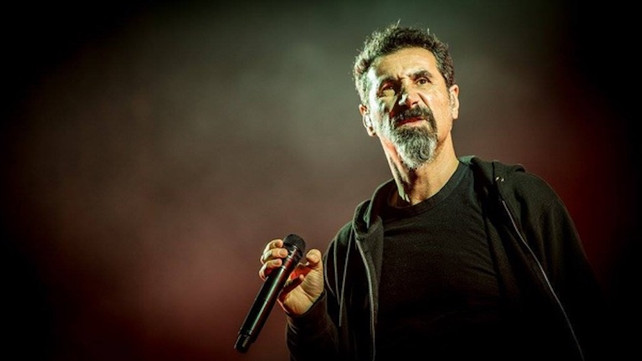 SOAD's Tankian Wants to Work on Instrumental Music: Screw Vocals, I