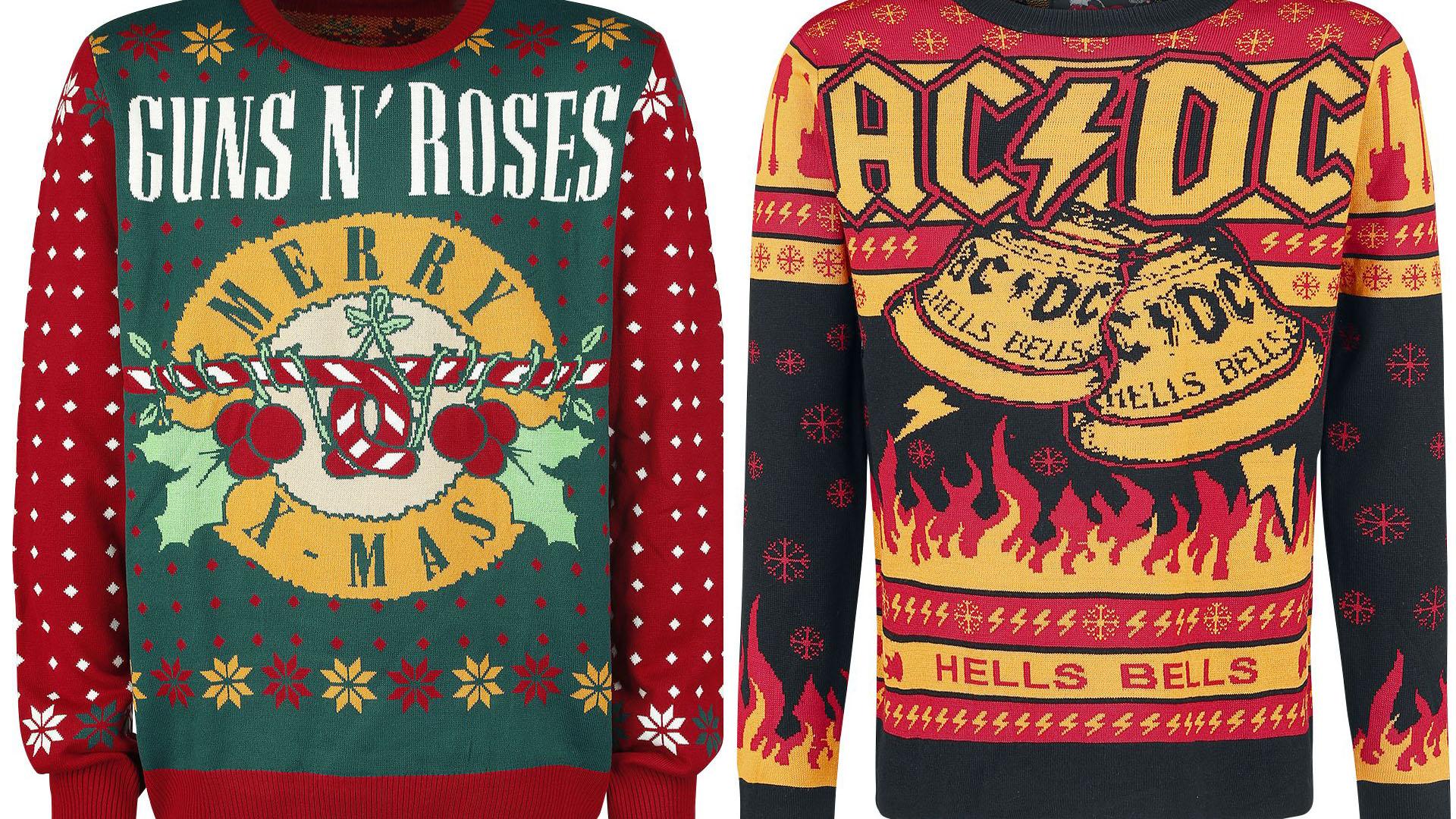 13 Ugly Rock Christmas Sweaters   Music News @ Ultimate