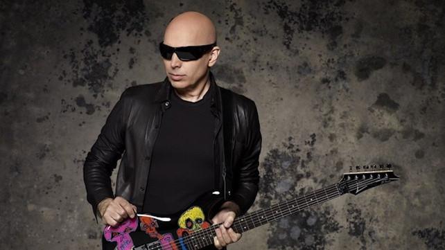 Why Reason Surprising Wearing Started Joe He Satriani Reveals EIYWHDb9e2