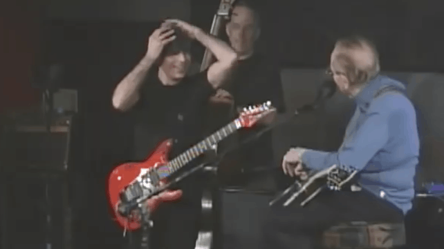 Joe Satriani That Time Les Paul Humiliated Me In Front Of