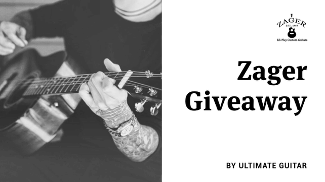 UG Giveaway: Win Premium Acoustic Guitar and Gear from Zager