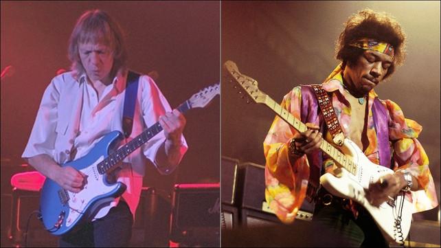 Robin Trower Remembers 'A Bit Sad' Jimi Hendrix Show Weeks Before ...