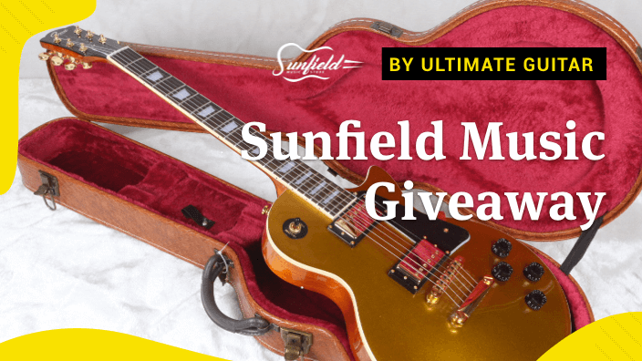 ultimate guitar giveaway sunfield music giveaway 3837