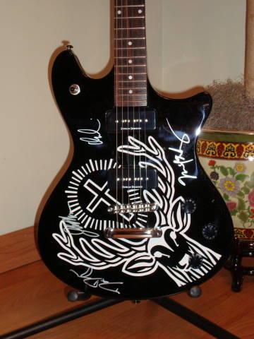 for sale schecter tempest custom diamond series jagermeister ultimate guitar. Black Bedroom Furniture Sets. Home Design Ideas