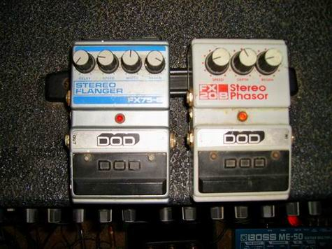 Dating dod pedals